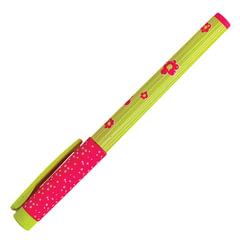 "Ручка шариковая BRUNO VISCONTI ""FreshWrite"", ""Летние цветы"", узел 0,7 мм, линия 0,5 мм, синяя"