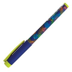 """Ручка шариковая BRUNO VISCONTI """"FreshWrite"""", """"Перья"""", узел 0,7 мм, линия 0,5 мм, синяя"""