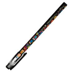 """Ручка шариковая BRUNO VISCONTI """"HappyWrite"""", """"Сказочные совы"""", узел 0,5 мм, линия 0,3 мм, синяя"""