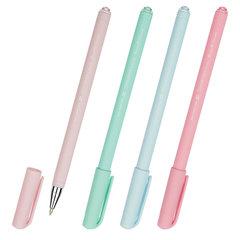 """Ручка шариковая BRUNO VISCONTI """"SlimWrite"""", """"Zefir"""", корпус ассорти, узел 0,5 мм, линия 0,3 мм, синяя"""