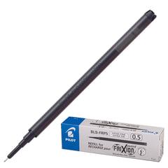 """Стержень гелевый """"Пиши-стирай"""" PILOT BLS-FRP-5, 111 мм, игольчатый пишущий узел, 0,25 мм, к ручке 141591, черный"""