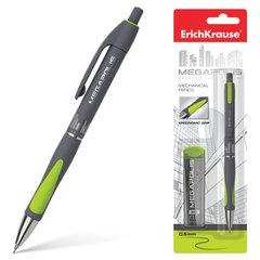 """Набор ERICH KRAUSE """"Megapolis concept"""", механический карандаш + сменные грифели, 0,5 мм, блистер, 20343"""