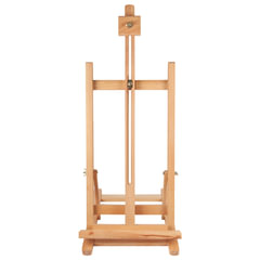 Мольберт настольный BRAUBERG ART CLASSIC, бук, 28х96х32 см, высота холста 53 см