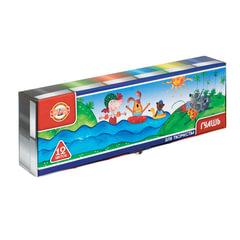 Гуашь KOH-I-NOOR, 12 цветов по 25 мл, без кисти, картонная упаковка