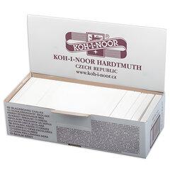 Мел белый KOH-I-NOOR (Чехия), набор 100 шт., квадратный