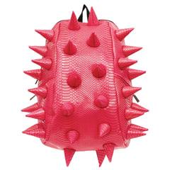 """Рюкзак MADPAX """"Gator Full"""", универсальный, молодежный, 32 л, розовый, """"Шипы"""", 46х35х20 см"""