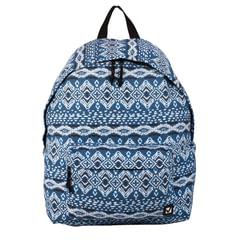 """Рюкзак BRAUBERG универсальный, сити-формат, синий коттон, """"Исландия"""", 23 литра, 43х34х15 см"""