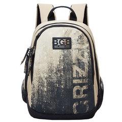 """Рюкзак GRIZZLY для старшеклассников/студентов/молодежи, """"Пустыня"""", 25 литров, 28х44х23,5 см"""
