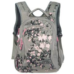 "Рюкзак GRIZZLY для учениц средней школы, ""Сакура"", 20 литров, 28х36х18 см"