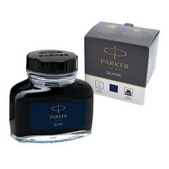 """Чернила PARKER (Германия) """"Bottle Quink"""", 57 мл, 1950378, темно-синие"""