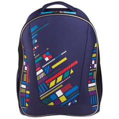 """Ранец жесткокаркасный ERICH KRAUSE для учеников начальной школы, """"Graphic"""", 20 литров, 40х30х18 см"""