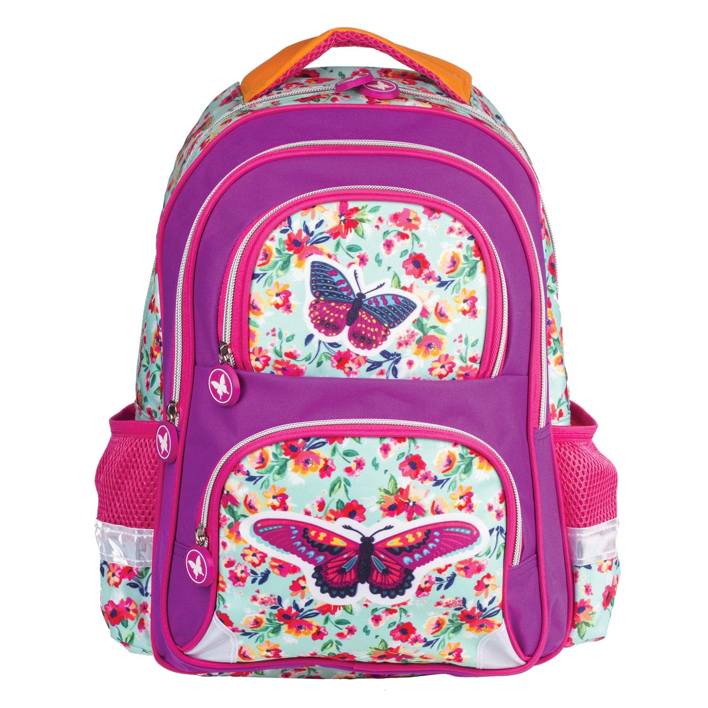 b967be9fa9d1 Рюкзак BRAUBERG с EVA спинкой, для учениц начальной школы,