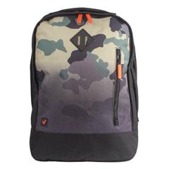 """Рюкзак BRAUBERG молодежный с отделением для ноутбука, """"Квадро"""", камуфляж, 44х29х13 см"""