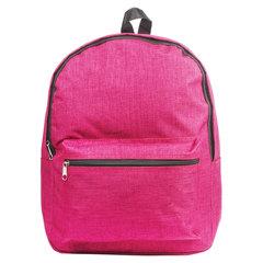 Рюкзак BRAUBERG молодежный, сити-формат, влагозащитный, бордовый, 40х30х13 см