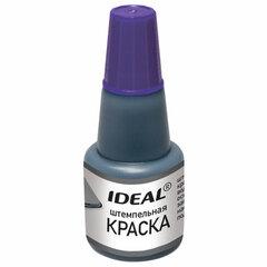 Краска штемпельная TRODAT IDEAL фиолетовая 24 мл, на водной основе, 7711ф