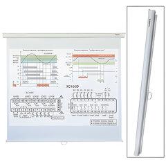 Экран проекционный LUMIEN ECO PICTURE, матовый, настенный, 150х150 см, 1:1