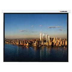 Экран проекционный LUMIEN MASTER PICTURE, матовый, настенный, 180х180 см, 1:1