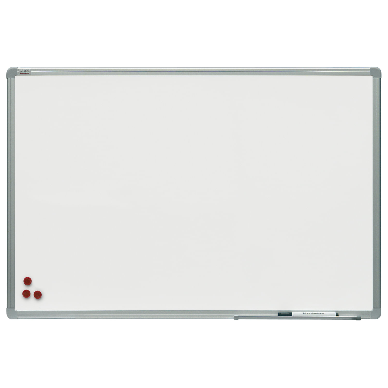 d4be24bf55e3 Доска магнитно-маркерная 100x200 см, алюминиевая рамка, OFFICE,