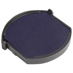 Подушка сменная для печатей ДИАМЕТРОМ 42 мм, для TRODAT 4642, синяя
