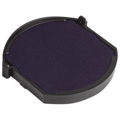 Подушка сменная для печатей ДИАМЕТРОМ 42 мм, для TRODAT 4642, фиолетовая