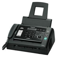 Факс лазерный PANASONIC KX-FL423RU, обычная бумага 80 г/м2, А4, АОН