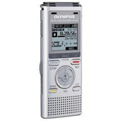 Диктофон OLYMPUS WS-832, 4 Gb, PCM (WAV)/MP3/WMA, время записи 1000 ч, серый