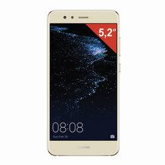 """Смартфон HUAWEI P10 LITE, 2 SIM, 5,2"""", 4G, 8/12 Мп, 32 ГБ, MicroSD, золотой, металл"""
