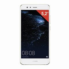 """Смартфон HUAWEI P10 LITE, 2 SIM, 5,2"""", 4G, 8/12 Мп, 32 ГБ, MicroSD, белый, металл"""