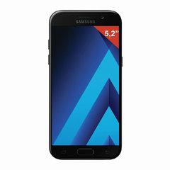 "Смартфон SAMSUNG Galaxy A5, 2 SIM, 5,2"", 4G (LTE), 16/16 Мп, 32 ГБ, microSD, черный, сталь и стекло"