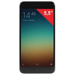 "Смартфон XIAOMI Redmi Note 5A PRIME, 2 SIM, 5,5"", 4G, 13/16 Мп, 32 Гб, серый, металл"