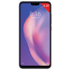 "Смартфон XIAOMI Mi 8 Lite, 2 SIM, 6,26"", 4G (LTE), 24/12 + 5 Мп, 64 Гб, microSD, черный, металл"