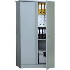 "Шкаф металлический офисный ПРАКТИК ""AM-1891"", 1830х915х458 мм, 47 кг, разборный"