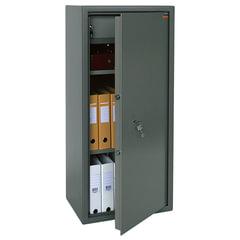 """Сейф офисный VALBERG """"ASM-120Т"""", 1200х550х390 мм, 93 кг, ключевой замок, крепление к стене, полу"""