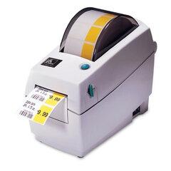 Принтер этикеток ZEBRA LP2824 Plus, термопечать, ширина этикетки 25,4-60 мм, диаметр рулона до 127 мм, 203 dpi, USB