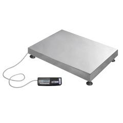 Весы напольные МАССА-К ТВ-M-150.2-А1 (0,4-150 кг), дискретность 50 г, платформа 800x600 мм, переносной дисплей