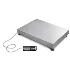 Весы напольные МАССА-К ТВ-M-300.2-А1 (1-300 кг), дискретность 100 г, платформа 800x600 мм, переносной дисплей