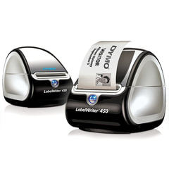 Принтер этикеток DYMO Label Writer 450, скорость печати до 51 этикетки в минуту