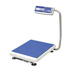 Весы медицинские МАССА-К ВЭМ-150.2-A2 (0,4-200 кг), дискретность 50 г, платформа 510x400 мм, складная стойка