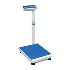 Весы медицинские МАССА-К ВЭМ-150.2-A3 (0,4-200 кг), дискретность 50 г, платформа 510x400 мм, со стойкой