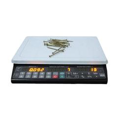 Весы счетные МАССА-К МК-15.2-C21 (0,04-15 кг), дискретность 5 г, платформа 340x244 мм, без стойки