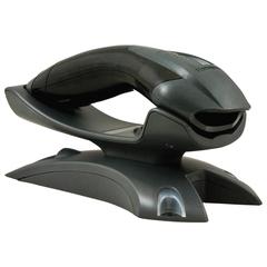 Сканер штрихкода HONEYWELL 1202g Voyager, беспроводной, лазерный, USB, зарядная база, черный