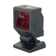 """Сканер штрихкода HONEYWELL MK3580 """"Quantum T"""", стационарный, лазерный, USB, кабель KBW, черный"""