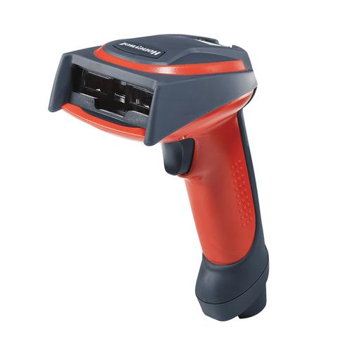 Сканер штрихкода HONEYWELL 3800i, индустриальный, фотосканер, USB, кабель KBW