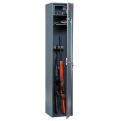 """Сейф оружейный AIKO """"Чирок 1528"""", 1500х300х285 мм, 24 кг, на 3 ствола, 2 ключевых замка"""