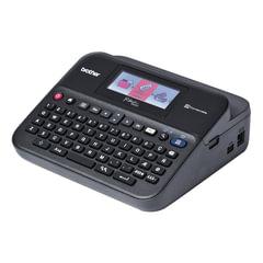 Принтер этикеток BROTHER PT-D600VP, ширина ленты 3,5-24 мм, до 20 мм/сек., разрешение 204 т/д
