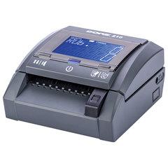 Детектор банкнот DORS 210 compact, автоматический, RUB, ИК, УФ, МАГНИТНАЯ, АНТИСТОКС