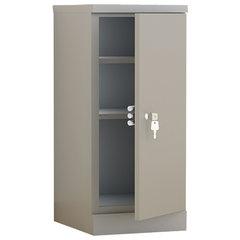 "Шкаф металлический для документов НАДЕЖДА ""ШМС-10"", (854х379х450 мм; 20 кг), разборный"