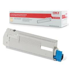 Тонер-картридж OKI (43979107) B410/B430/B440/MB400, оригинальный, ресурс 3500 стр.