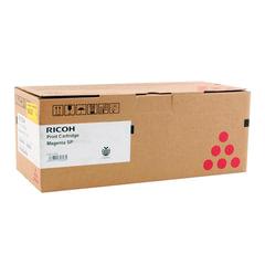 Тонер-картридж RICOH (407901) Ricoh SP C340DN, пурпурный, ресурс 3800 стр., оригинальный