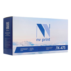 Тонер-картридж KYOCERA (TK-475) FS-6025MFP/B, ресурс 15000 стр., NV PRINT, совместимый